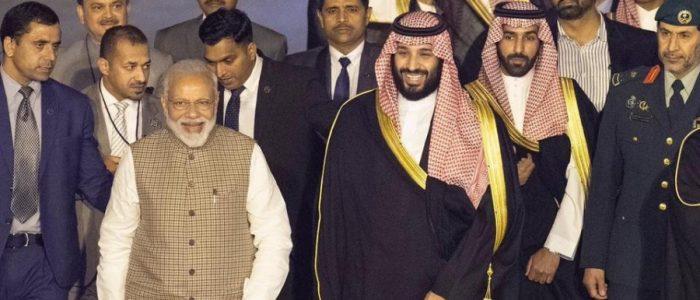 هجوم كشمير يعكر صفو زيارة ولي العهد السعودي للهند