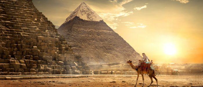 السر وراء المحاذاة المذهلة للأهرامات