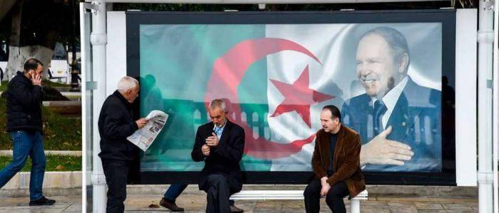 """خطاب جديد لبوتفليقة تزامنا مع """"انتفاضة إلكترونية"""""""