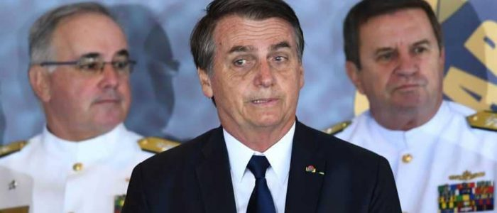 """بالدستور.. رئيس البرازيل يفلت من جريمة """"تحريض على الاغتصاب"""""""