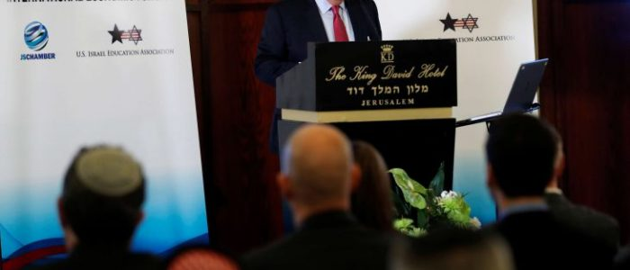 السفير الأمريكي لدى إسرائيل يدعو لزيادة روابط الأعمال بين الفلسطينيين والمستوطنين