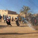 تظاهرات في السودان احتجاجا على قرارات البشير