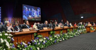 السيسي: عقد القمة العربية الأوروبية الثانية في بروكسل عام 2022