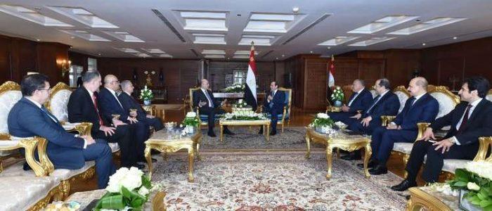 السيسي يستقبل زعماء عرب وأجانب في شرم الشيخ قبيل انطلاق القمة العربية الأوروبية