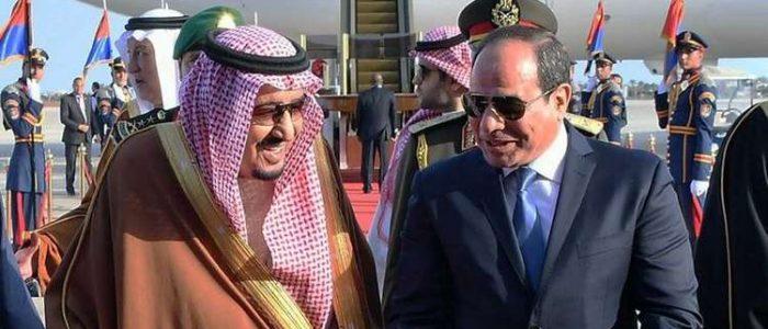 الملك سلمان: السعودية تضع إمكاناتها بخدمة مصر وما حققه السيسي فخرلنا جميعا