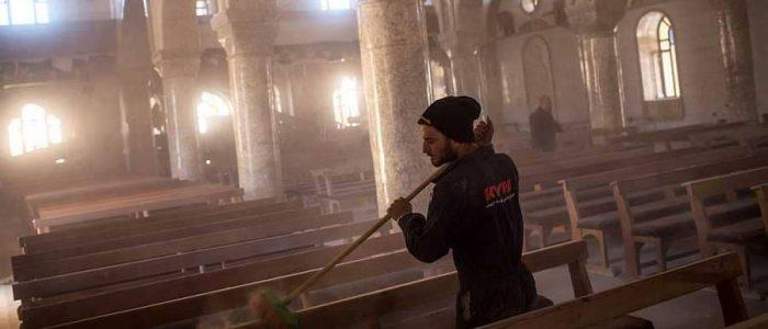 ماذا تفعل ميليشيات الحشد الشعبي بمسيحيي العراق؟