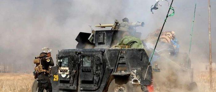 """القوات الأمنية والأهالي يتصدون لهجوم """"داعش"""" في صلاح الدين"""