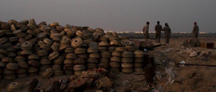أكثر من 30 مليون عبوة تفجيرية نشرها الحوثيون في اليمن