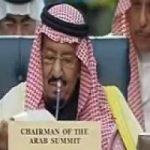 نشاط مكثف لخادم الحرمين الشريفين على هامش القمة العربية الأوروبية بشرم الشيخ