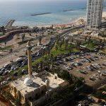 وقوع انفجارات في تل أبيب