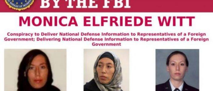 عميلة سابقة في المخابرات العسكرية الأمريكية متهمة بالتجسس لصالح إيران