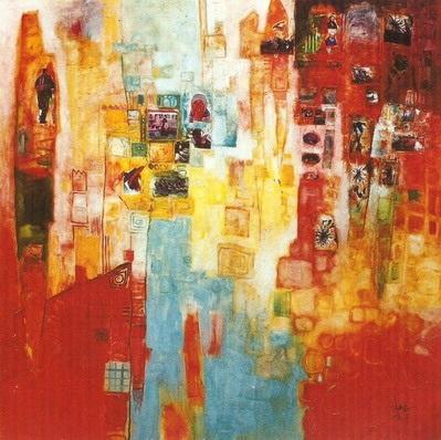 جدار النصر: عمل معتقل الخيام 2002