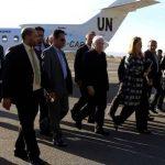 جريفيث في صنعاء للضغط على الحوثيين