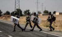 تركيا: قتل 3 مدنيين وأصابة 12 في غارة جوية سورية على رتل عسكري