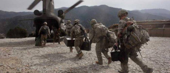 """سرقة """"تاريخية"""" للجنود الأمريكيين في أفغانستان"""