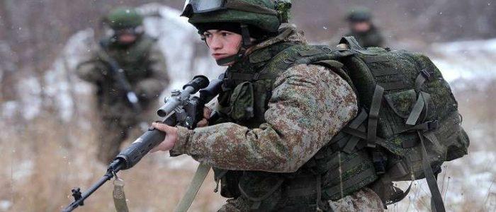 تزويد الجنود الروس بجهاز درون محمول للاستطلاع