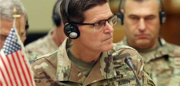 قائد عسكري أمريكي يرجح سحب القوات الأمريكية خلال أسابيع