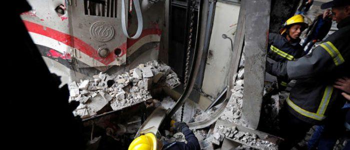 صحف تبرز توجيهات السيسي بمحاسبة المقصرين في حادث قطار محطة مصر