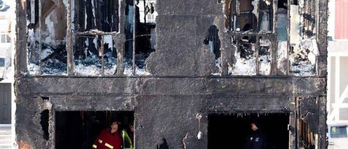 """""""حادثة مفجعة"""" لعائلة سورية في كندا"""