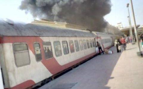هيئة السكك الحديدية تكشف عن سبب الانفجار في محطة القطارات
