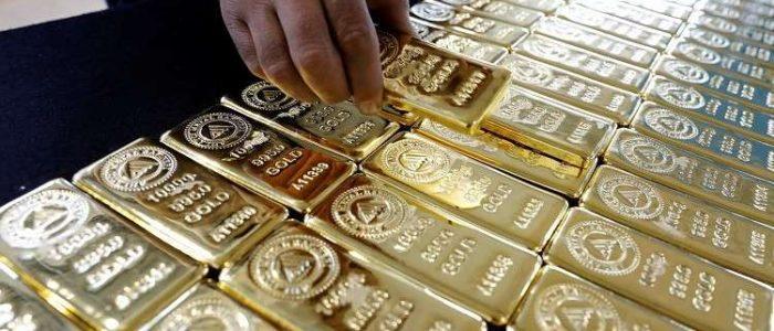 فنزويلا تسحب 8 اطنان من الذهب من البنك المركزي
