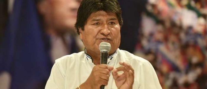 رئيس بوليفيا: إذا حصل لمادورو أي مكروه ستكون واشنطن المسؤولة!