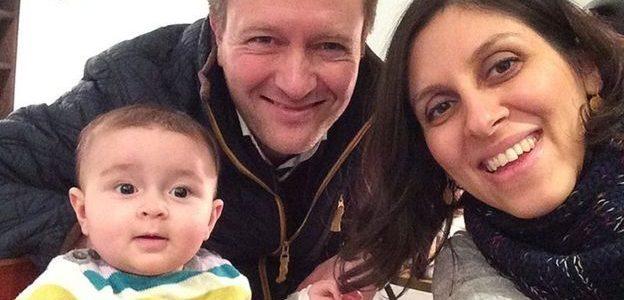 التايمز: أبي في لندن وأمي في السجن في إيران