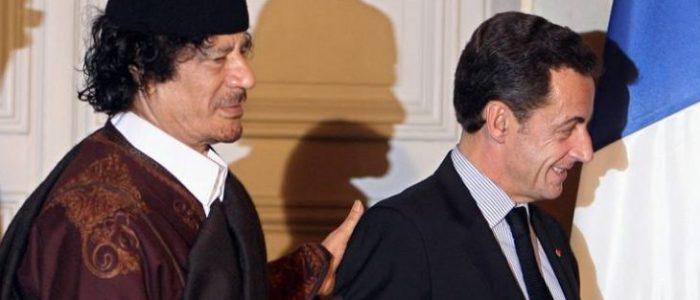 جمعيات إفريقية تتهم ساركوزي باغتيال القذافي وتلجأ لمحكمة لاهاي