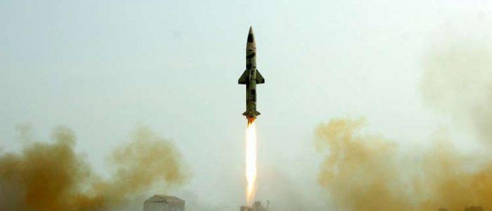 شركة إسرائيلية تعرض في الهند صاروخا لتدمير أهداف تحت الأرض