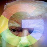 """لماذا اختفى اسم """"جوجل""""؟ اكتشاف تعديل """"مثير"""" في النسخة النهائية لقانون ترامب ضد مواقع التواصل"""
