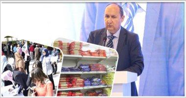 10 معلومات عن حجم التبادل التجارى بين مصر وأفريقيا