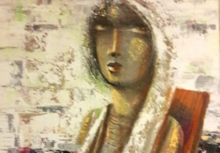التشكيلي السوري إبراهيم الحميد… تجربة تراوغ لحظة اللون المنسية وتقتحم صور الحنين في ذاكرة التراب