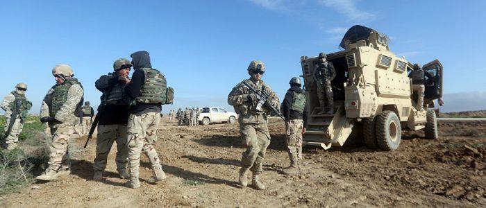 قاعدة عسكرية أمريكية ثابتة قرب المثلث العراقي السوري الأردني