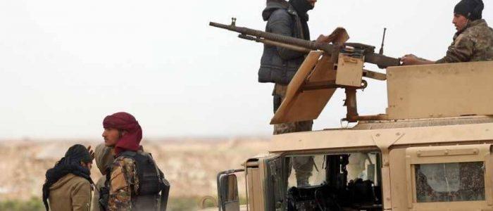 """مسؤول كردي: أسرى تنظيم """"داعش"""" وعوائلهم يمثلون قنبلة موقوتة"""