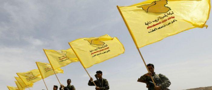 انتفاضة عربية ضد الأكراد في دير الزور