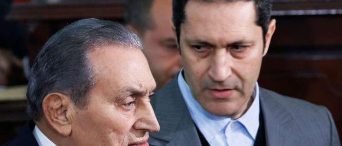 مبارك رفض طلب أوباما وسلم السلطة للجيش