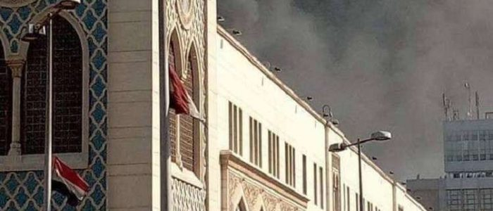 صور.. عقب انفجار القاطرة داخل محطة مصر