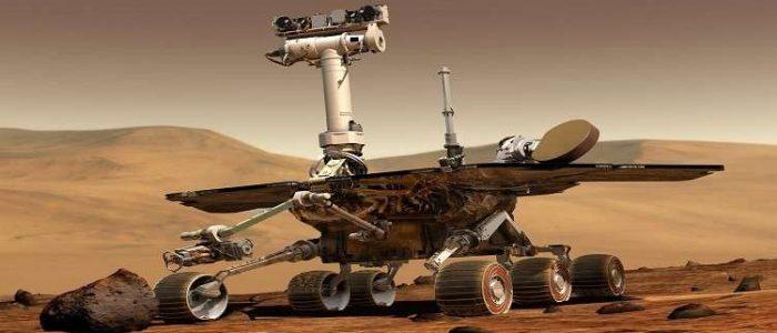 """ناسا تقرر التخلص من مركبة """"أبورتيونيتي"""" علي سطح المريخ"""