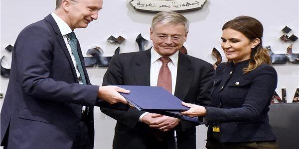 مصر وألمانيا توقعان اتفاق الشريحة الثانية لدعم الإصلاح الاقتصادي بـ250 مليون دولار