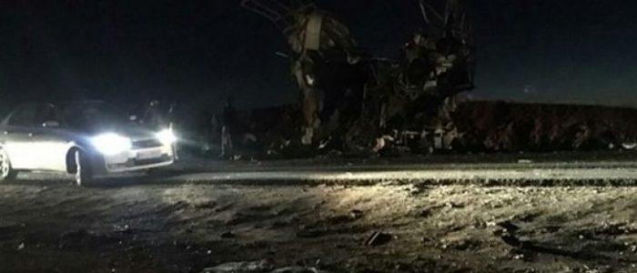 مقتل 20 من أفراد الحرس الثوري في هجوم انتحاري بجنوب شرق إيران