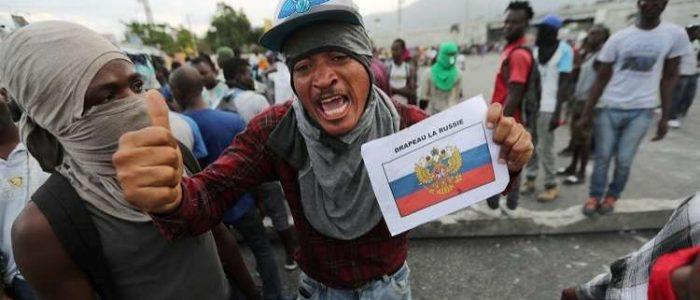 هايتي تتمرد على واشنطن وتستنجد بموسكو