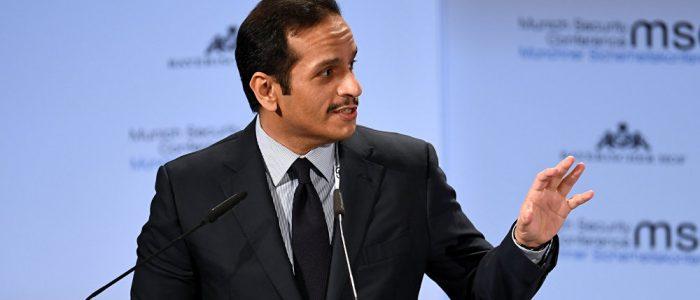 قطر تكشف شرط العيش بسلام مع إسرائيل وتوجه دعوة عاجلة بشأن إيران