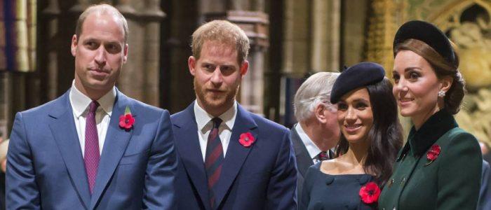 الأمير وليام يعترف.. أنا وكيت نعاني وهناك خلافات مع هاري وميجان