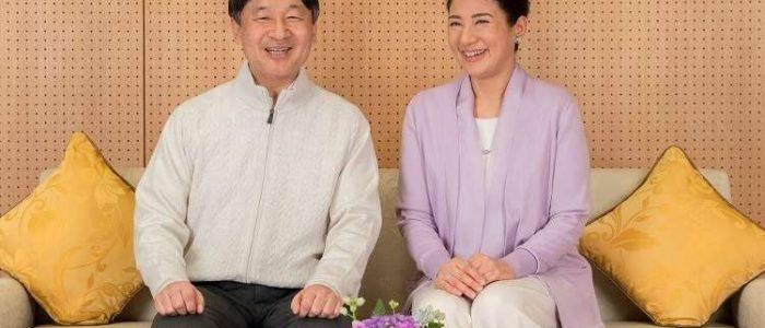 ولي العهد الياباني يوجه رسالة إلى شعبه