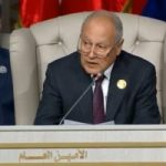 أبو الغيط يصل السودان لعقد مباحثات مع المجلس الانتقالى وقوى الحربة والتغيير