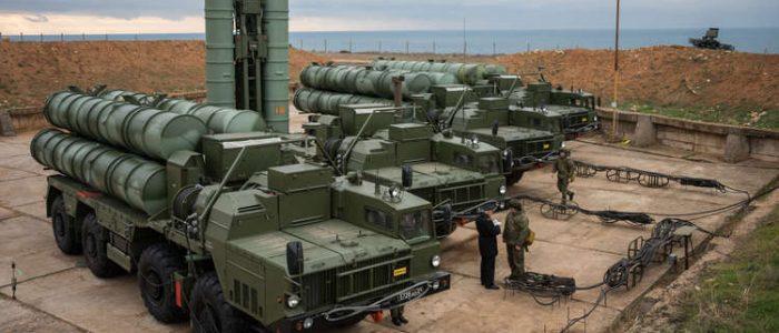 """تركيا تخطط لنشر أول بطارية من صواريخ """"إس-400"""" على الحدود مع سوريا"""