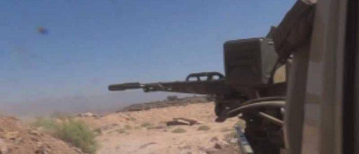 الجيش اليمني يصد هجومين للحوثيين شمالي الضالع