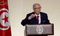 السبسى يلتقى رئيس العليا المستقلة للإنتخابات فى تونس