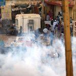 الجيش السوداني يمنع قوات الأمن من فض الاعتصام أمام وزارة الدفاع