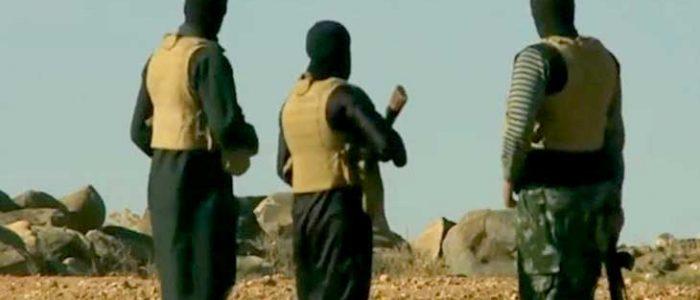 ضابط عراقي: عناصر داعش تسللوا من سوريا وتحصنوا في صحراء الأنبار